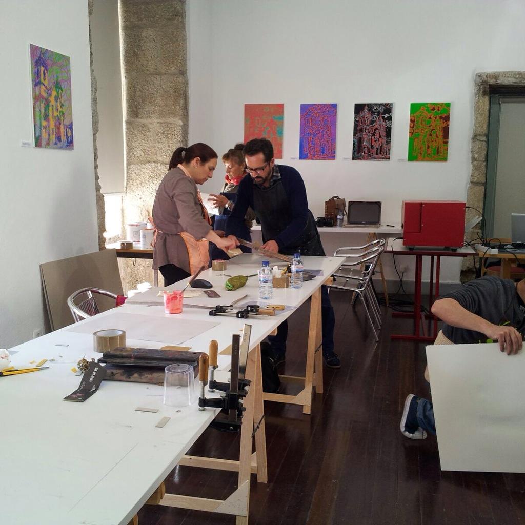 Atelier Serigrafía digital