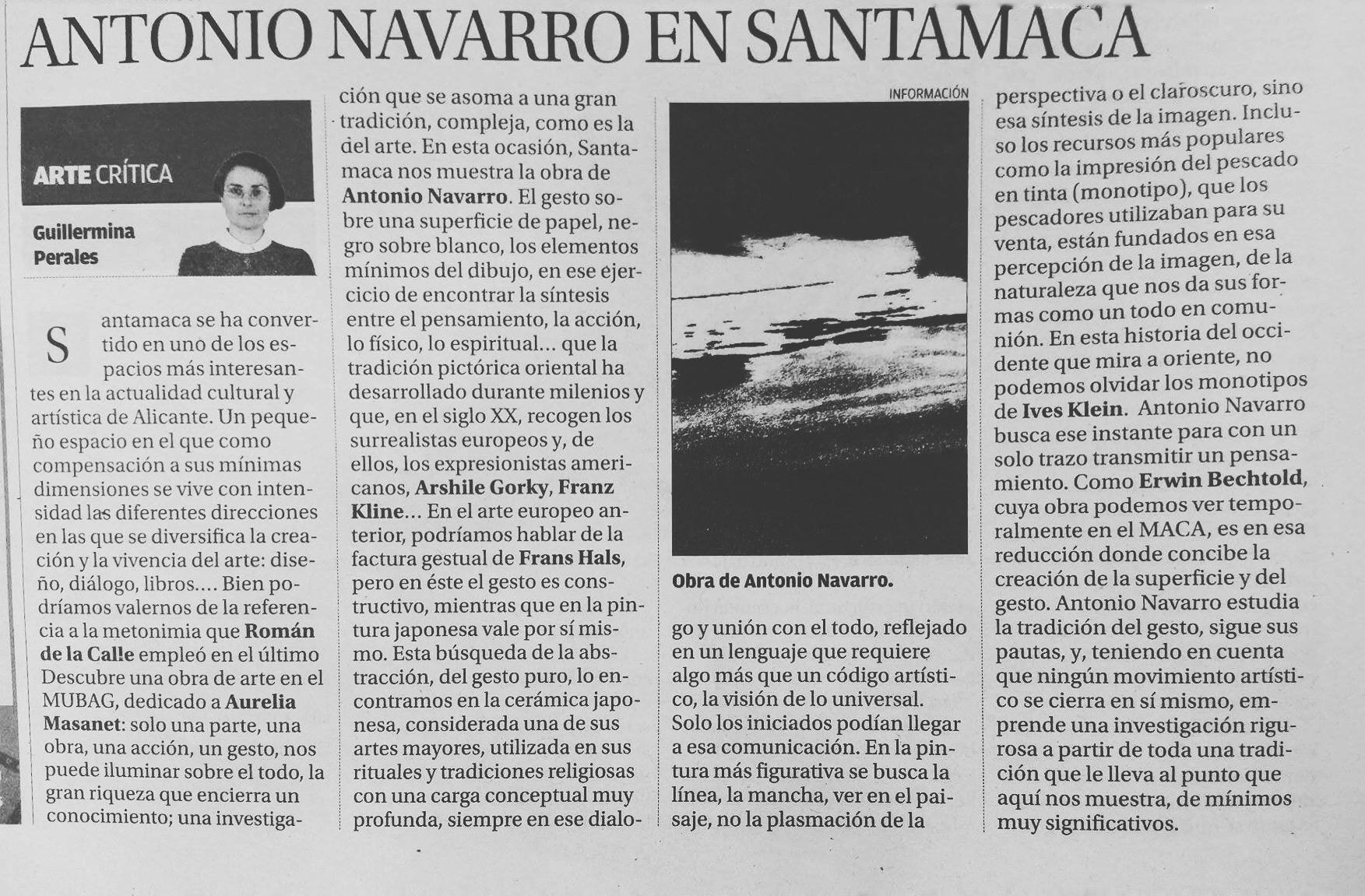 Guillermina Perales Diario Información