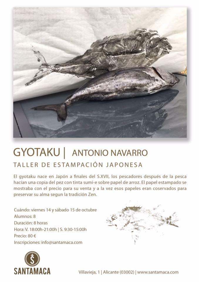 taller-gyotaku
